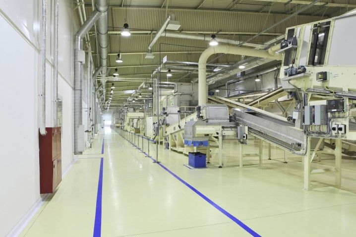 Factory Floor Coatings in MD, VA, PA & DE